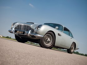 Ver foto 10 de Aston Martin DB5 James Bond Edition 1964