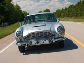 Ver foto 7 de Aston Martin DB5 James Bond Edition 1964
