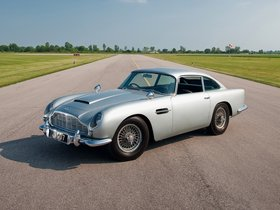 Ver foto 6 de Aston Martin DB5 James Bond Edition 1964