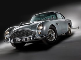 Ver foto 2 de Aston Martin DB5 James Bond Edition 1964
