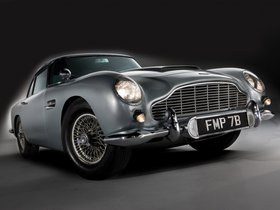 Ver foto 1 de Aston Martin DB5 James Bond Edition 1964