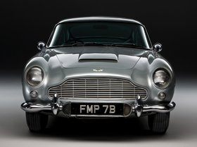 Ver foto 14 de Aston Martin DB5 James Bond Edition 1964
