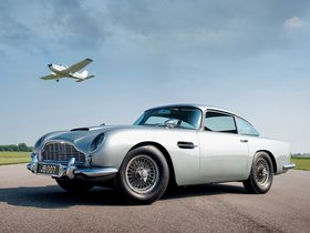 Ver foto 13 de Aston Martin DB5 James Bond Edition 1964