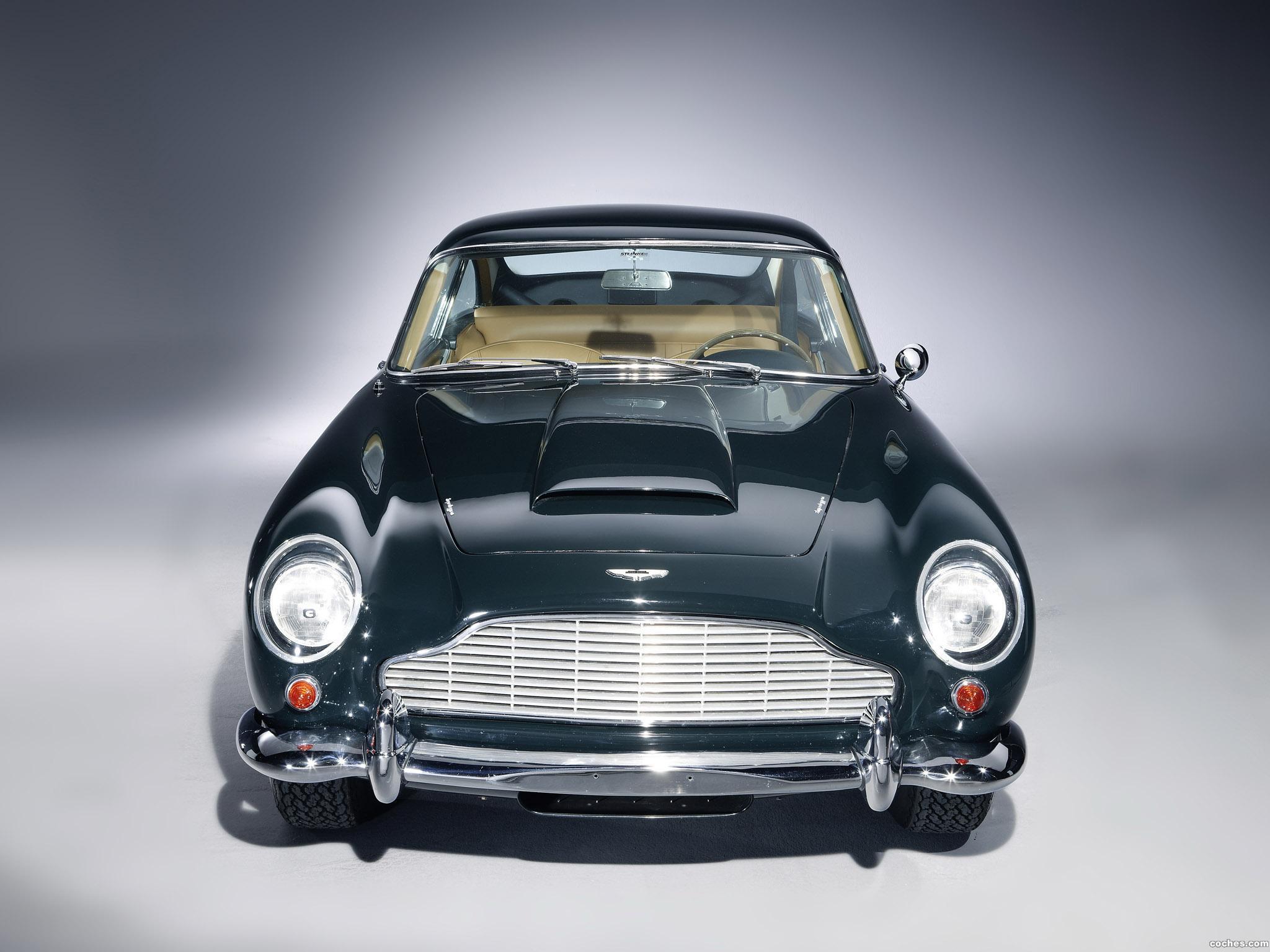Foto 0 de Aston Martin DB5 Vantage 1964
