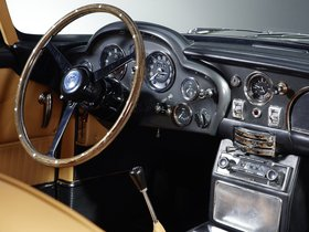 Ver foto 16 de Aston Martin DB5 Vantage 1964
