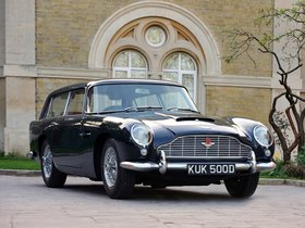 Fotos de DB5 Vantage Shooting Brake by Harold Radford 1965