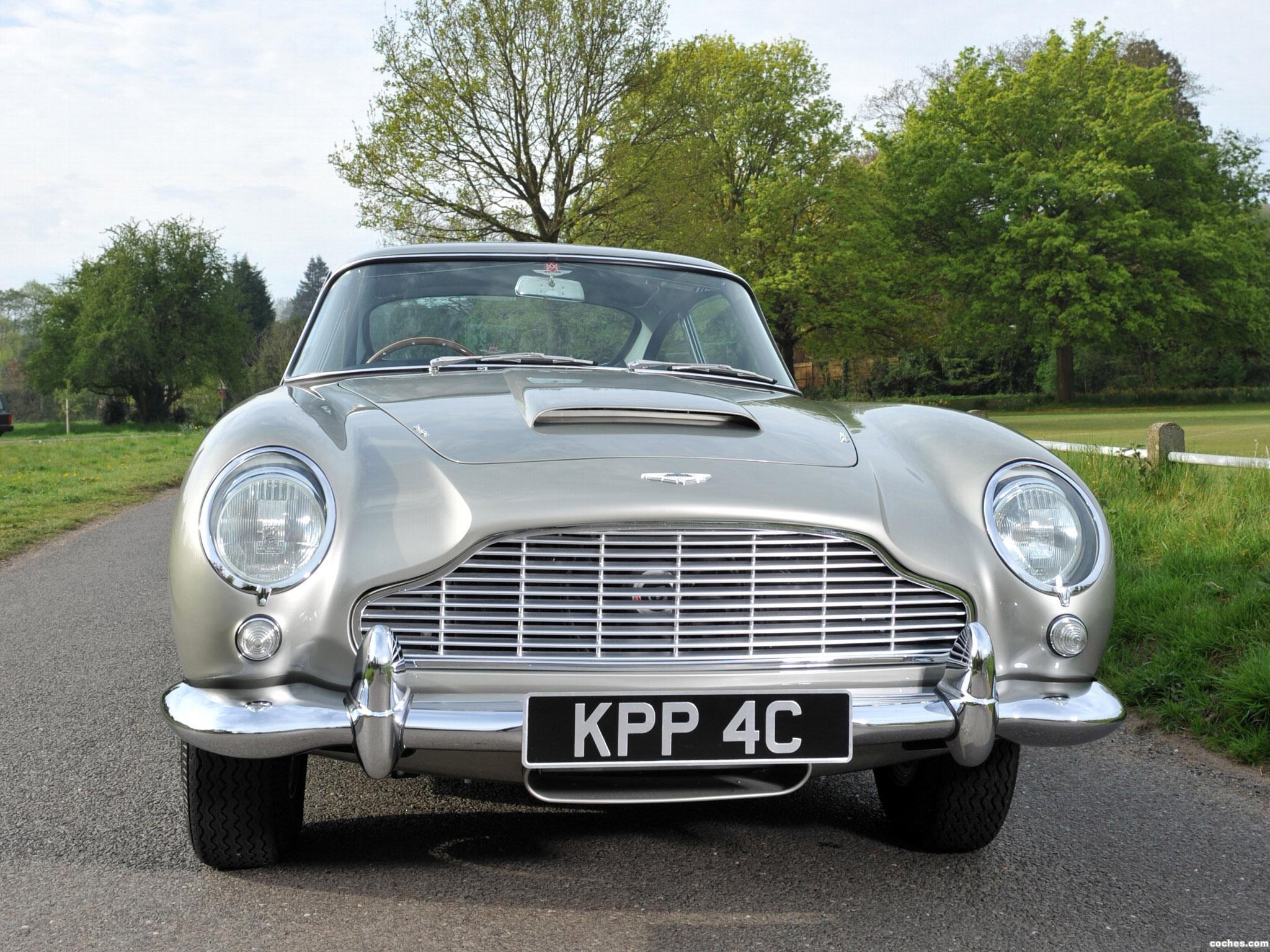Foto 0 de Aston Martin DB5 Vantage UK 1964