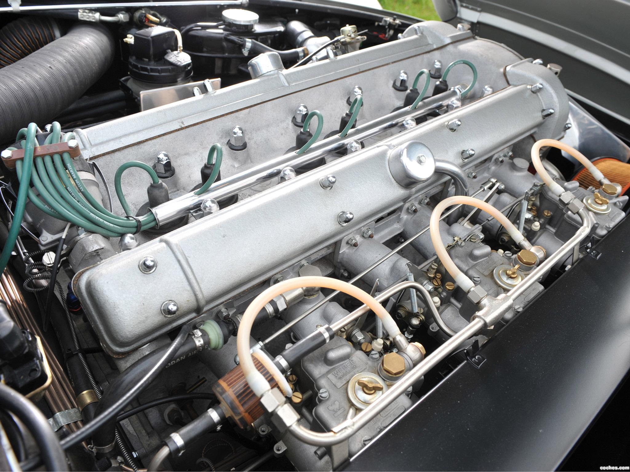 Foto 8 de Aston Martin DB5 Vantage UK 1964