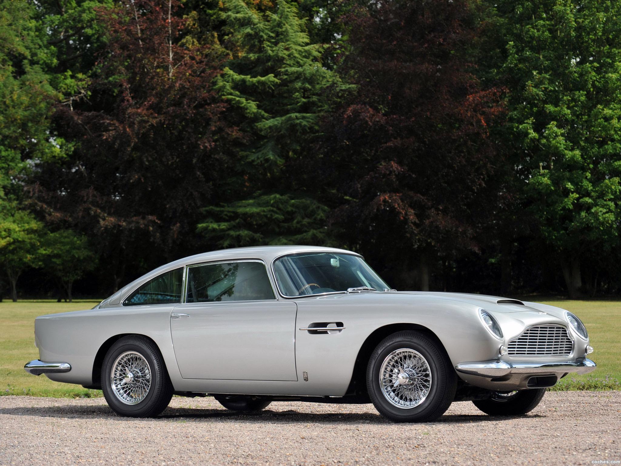 Foto 6 de Aston Martin DB5 Vantage UK 1964