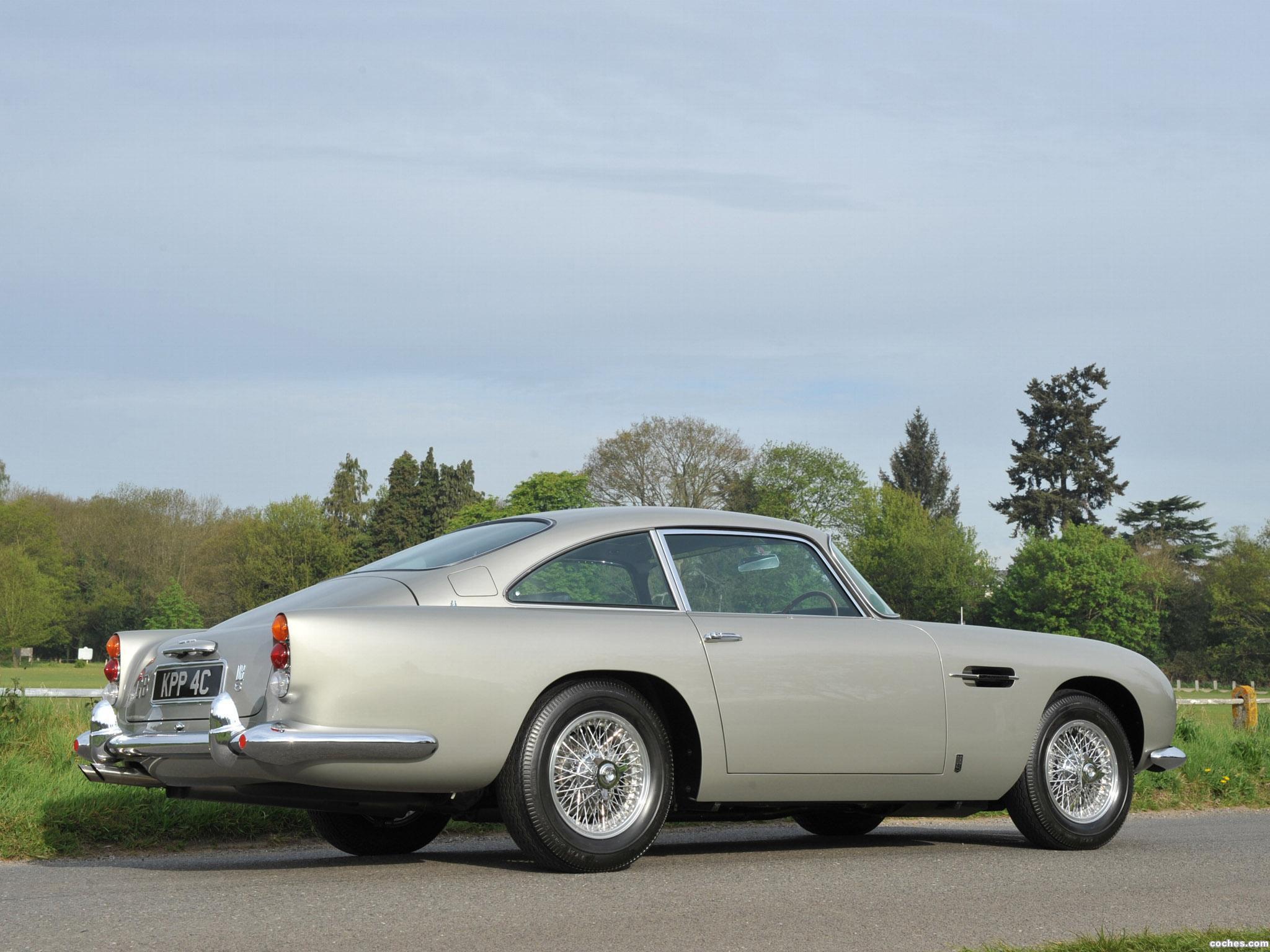 Foto 4 de Aston Martin DB5 Vantage UK 1964