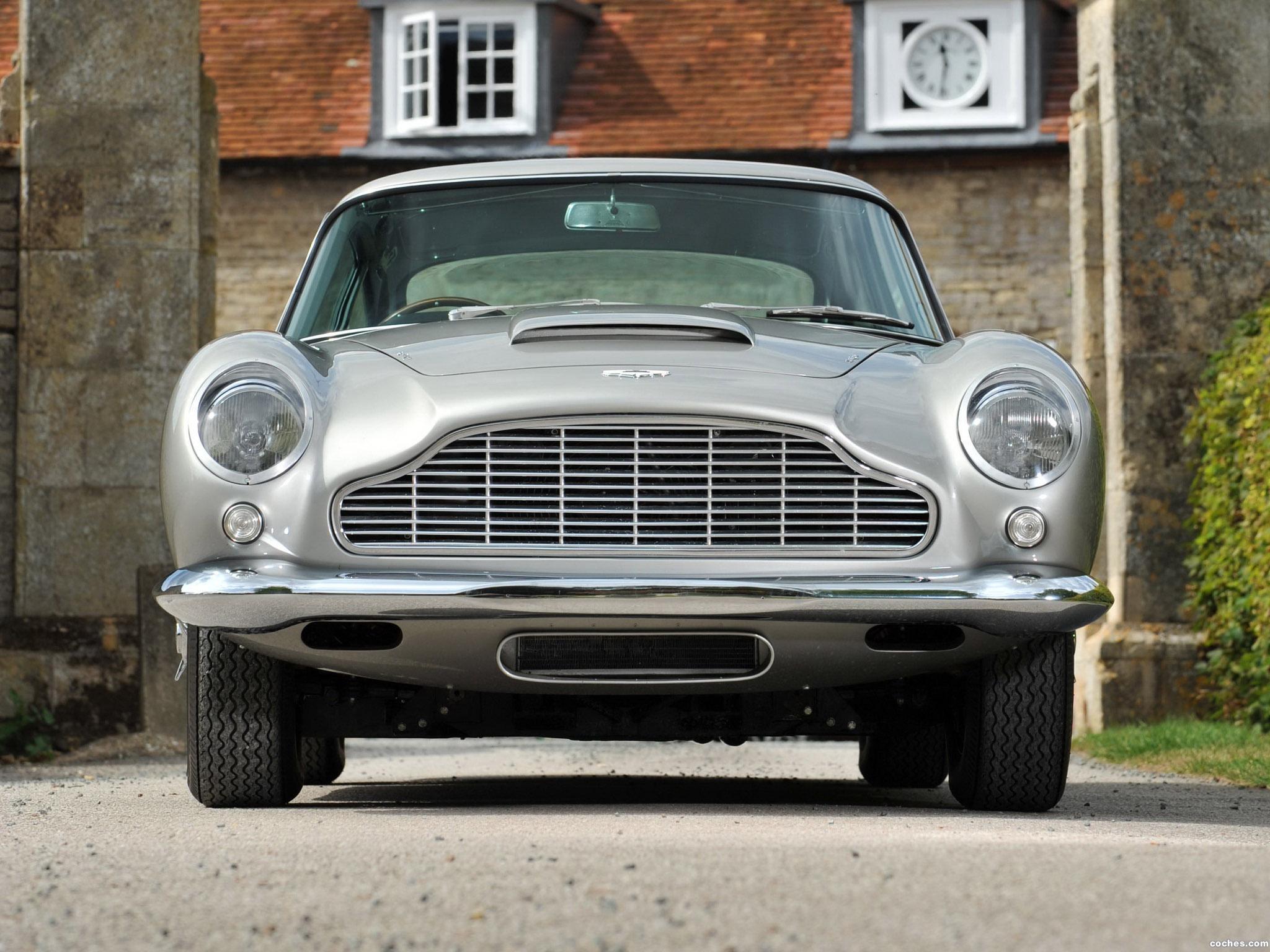 Foto 1 de Aston Martin DB5 Vantage UK 1964
