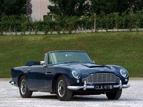 Ver foto 8 de Aston Martin DB5 Volante 1963