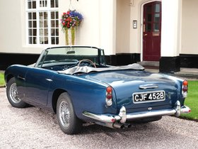 Ver foto 5 de Aston Martin DB5 Volante 1963