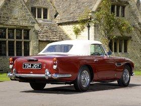 Ver foto 16 de Aston Martin DB5 Volante 1963
