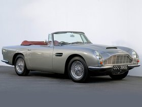 Ver foto 12 de Aston Martin DB5 Volante 1963