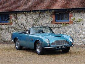 Ver foto 19 de Aston Martin DB6 Volante 1965