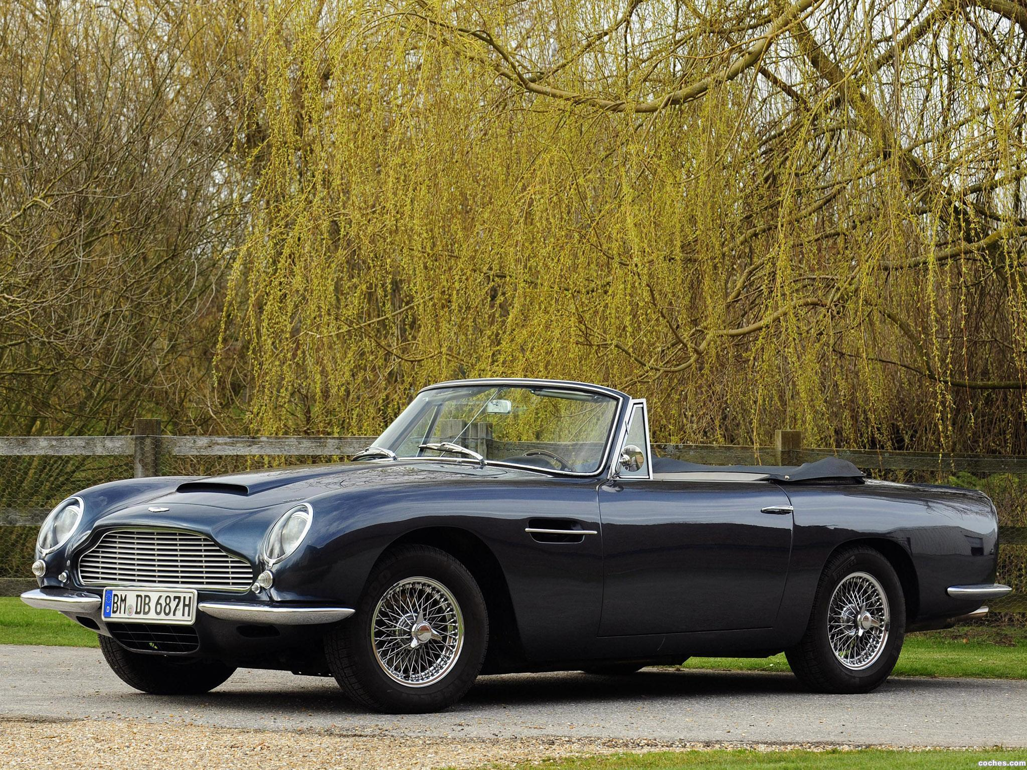 Foto 1 de Aston Martin DB6 Volante 1965