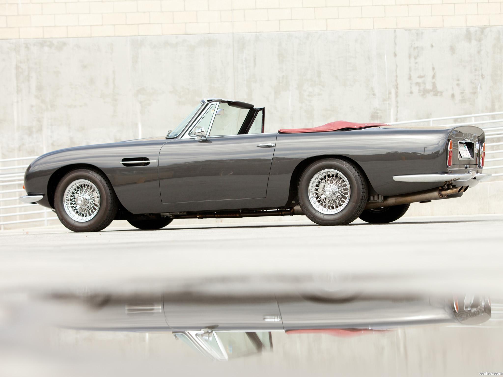 Foto 9 de Aston Martin DB6 Volante 1965