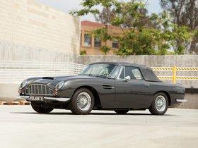 Ver foto 5 de Aston Martin DB6 Volante 1965