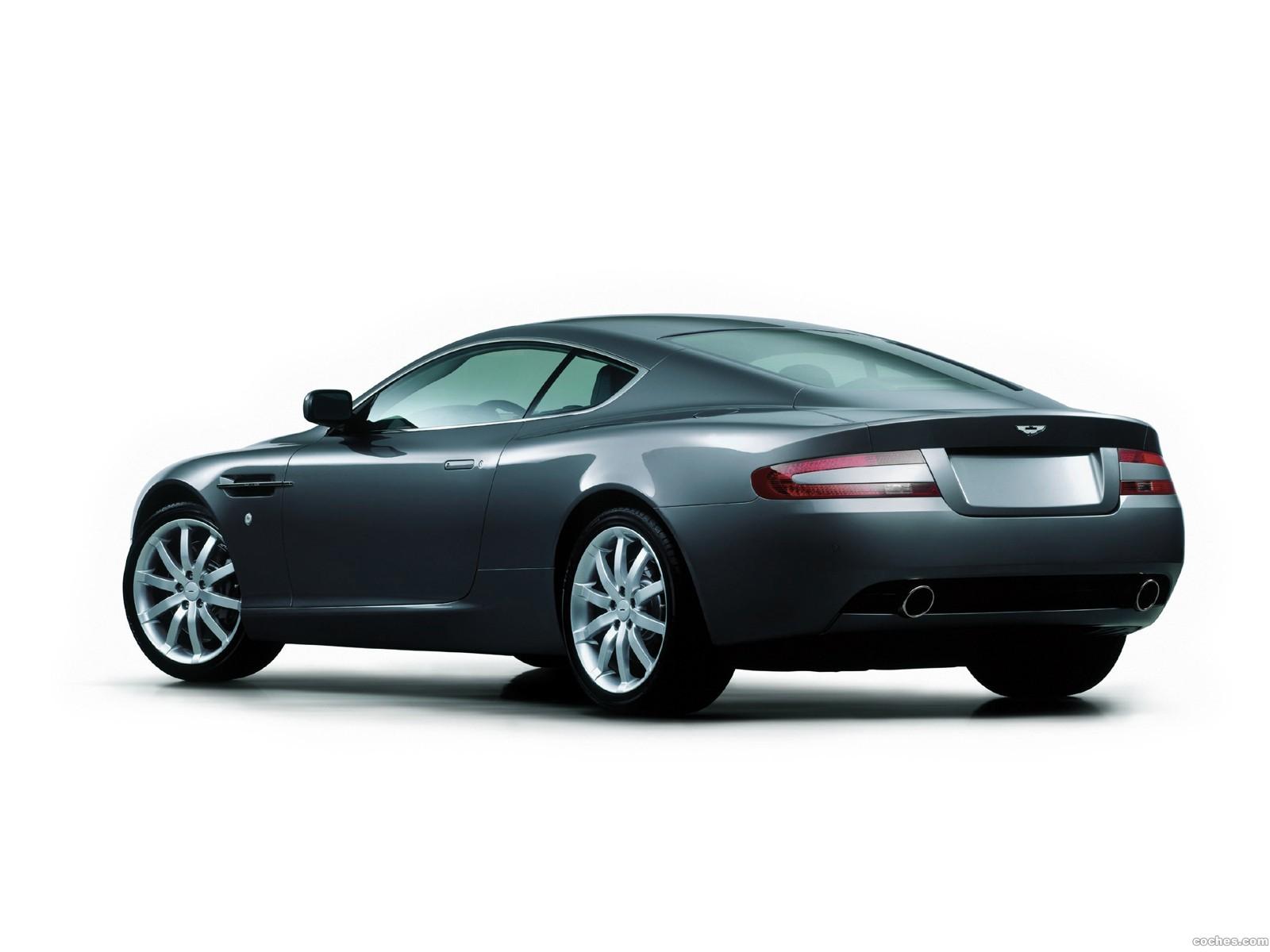Foto 6 de Aston Martin DB9 2004