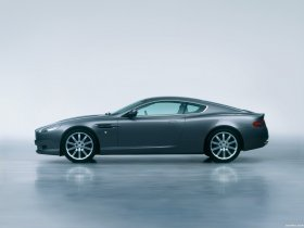 Ver foto 3 de Aston Martin DB9 2004