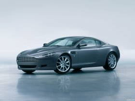 Fotos de Aston Martin DB9 2004