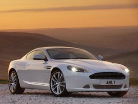Fotos de Aston Martin DB9 2010