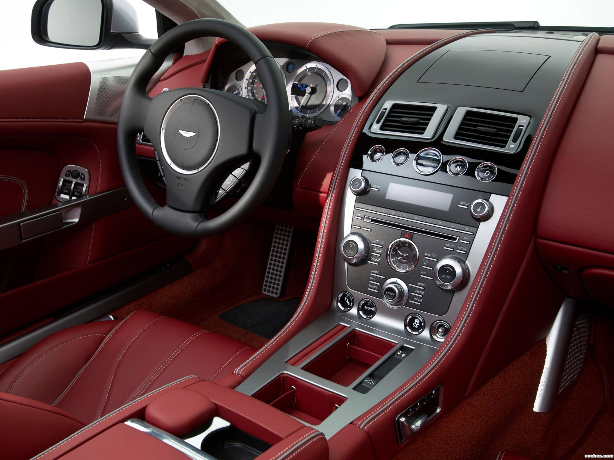 Foto 5 de Aston Martin DB9 2013