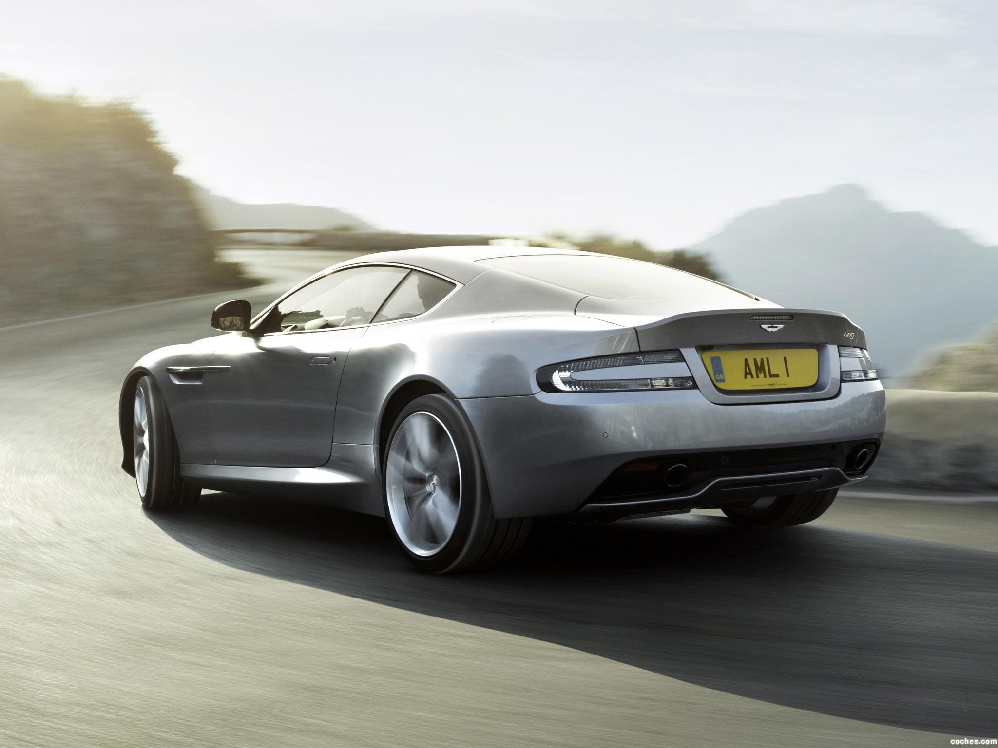 Foto 9 de Aston Martin DB9 2013