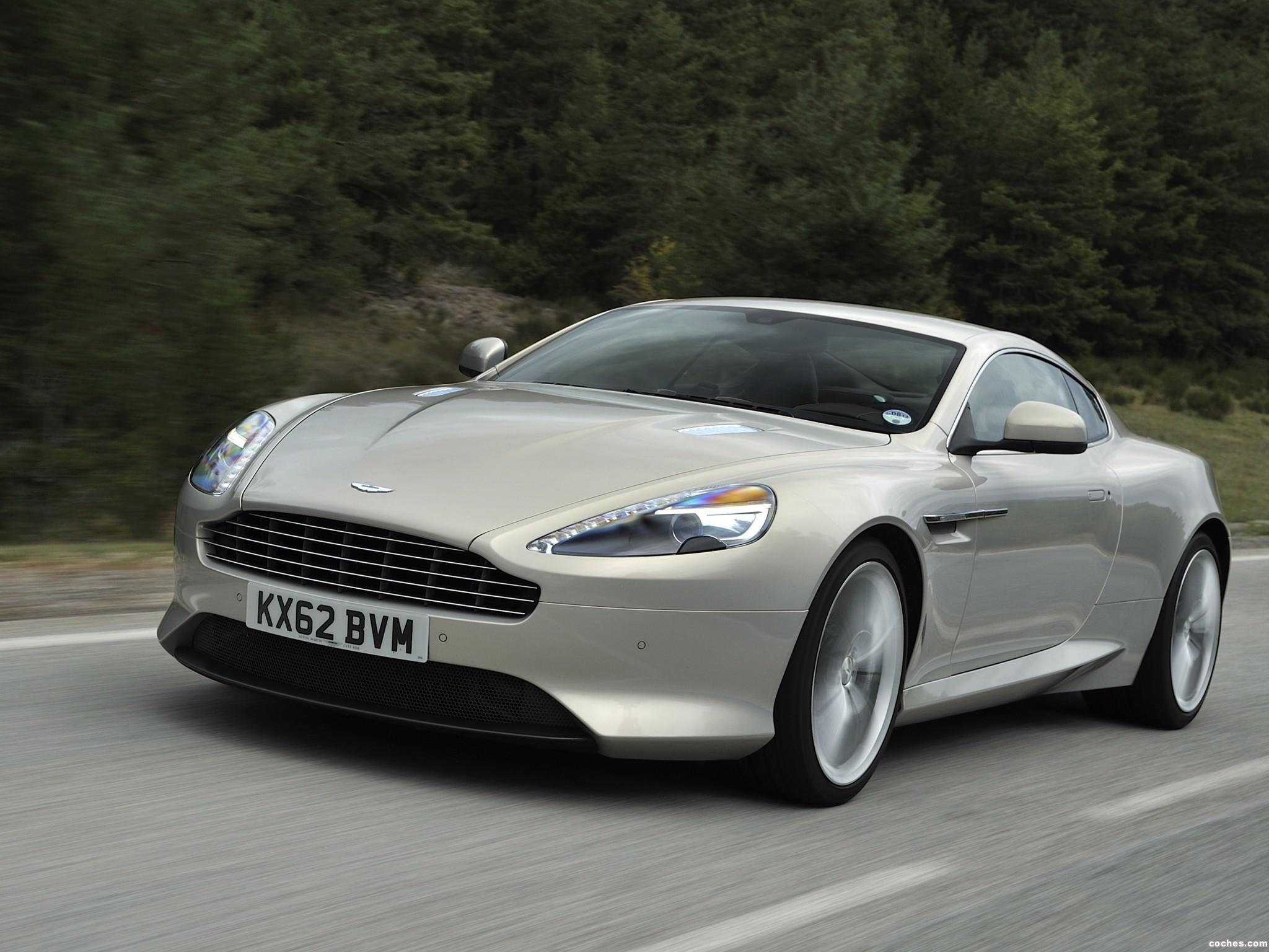 Foto 19 de Aston Martin DB9 2013