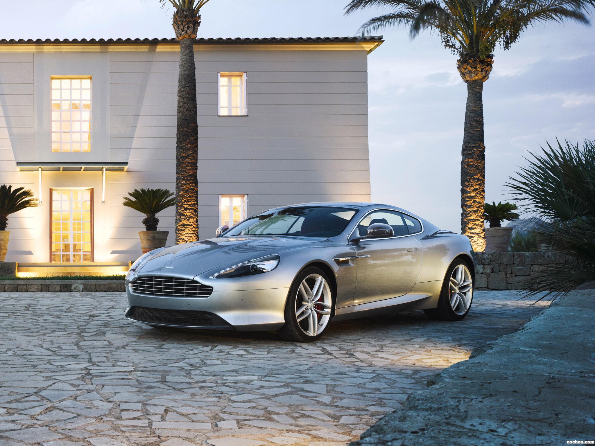 Foto 4 de Aston Martin DB9 2013