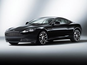 Fotos de Aston Martin DB9 Carbon Black 2011