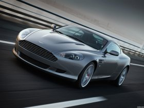 Fotos de Aston Martin DB9 Coupe 2009