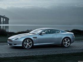 Ver foto 7 de Aston Martin DB9 Coupe 2009
