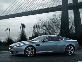 Ver foto 6 de Aston Martin DB9 Coupe 2009