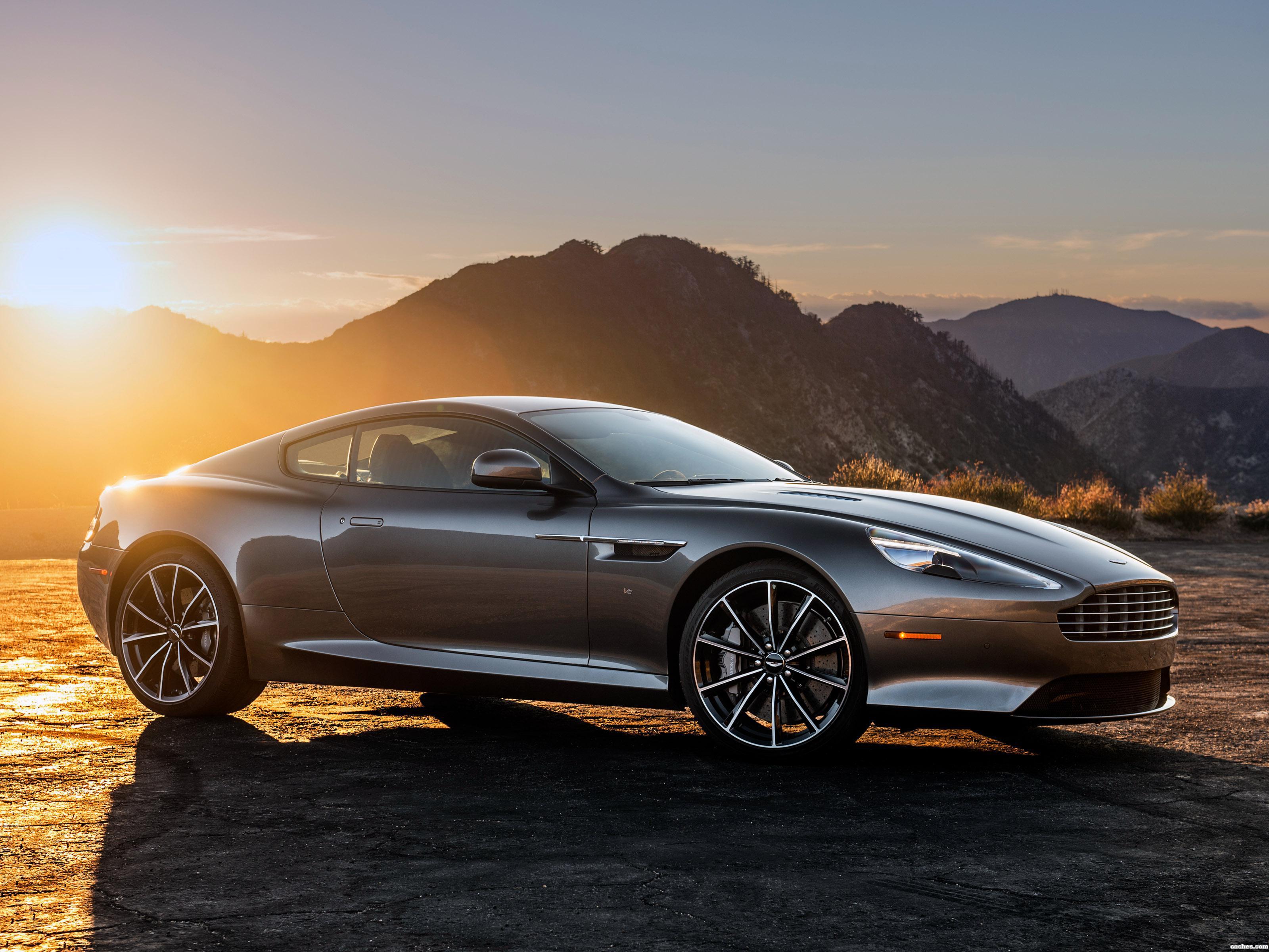 Foto 0 de Aston Martin DB9 GT USA 2015