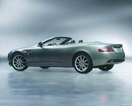 Ver foto 2 de Aston Martin DB9 Volante 2004