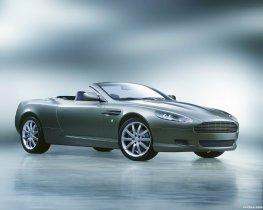 Ver foto 1 de Aston Martin DB9 Volante 2004