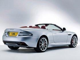 Ver foto 3 de Aston Martin DB9 Volante V12 2013