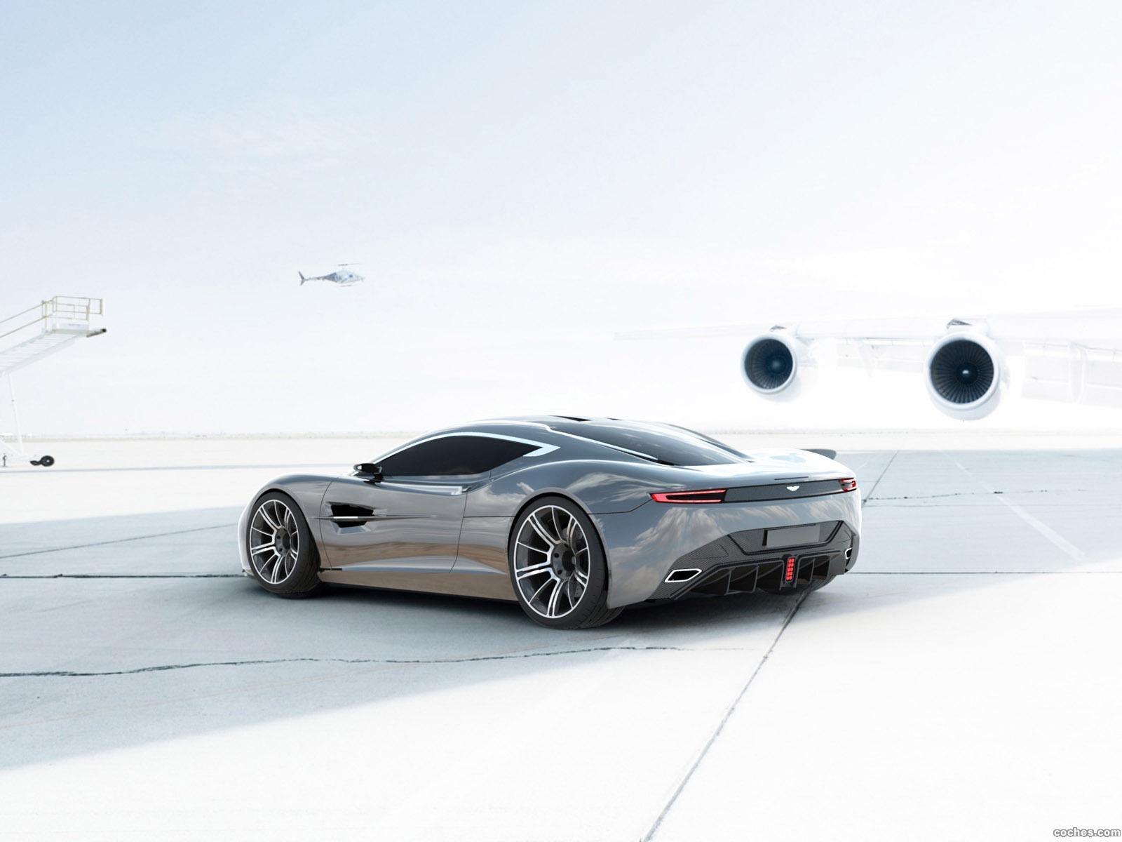 Foto 18 de Aston Martin DBC Concept Design by Samir Sadikhov 2013