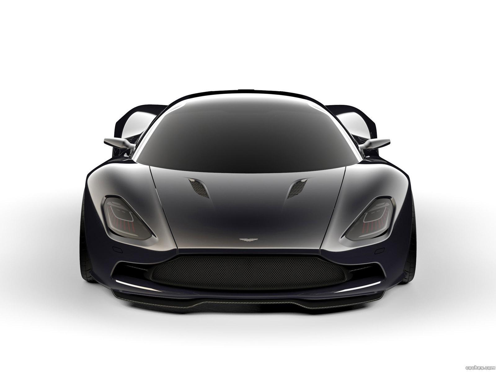 Foto 2 de Aston Martin DBC Concept Design by Samir Sadikhov 2013