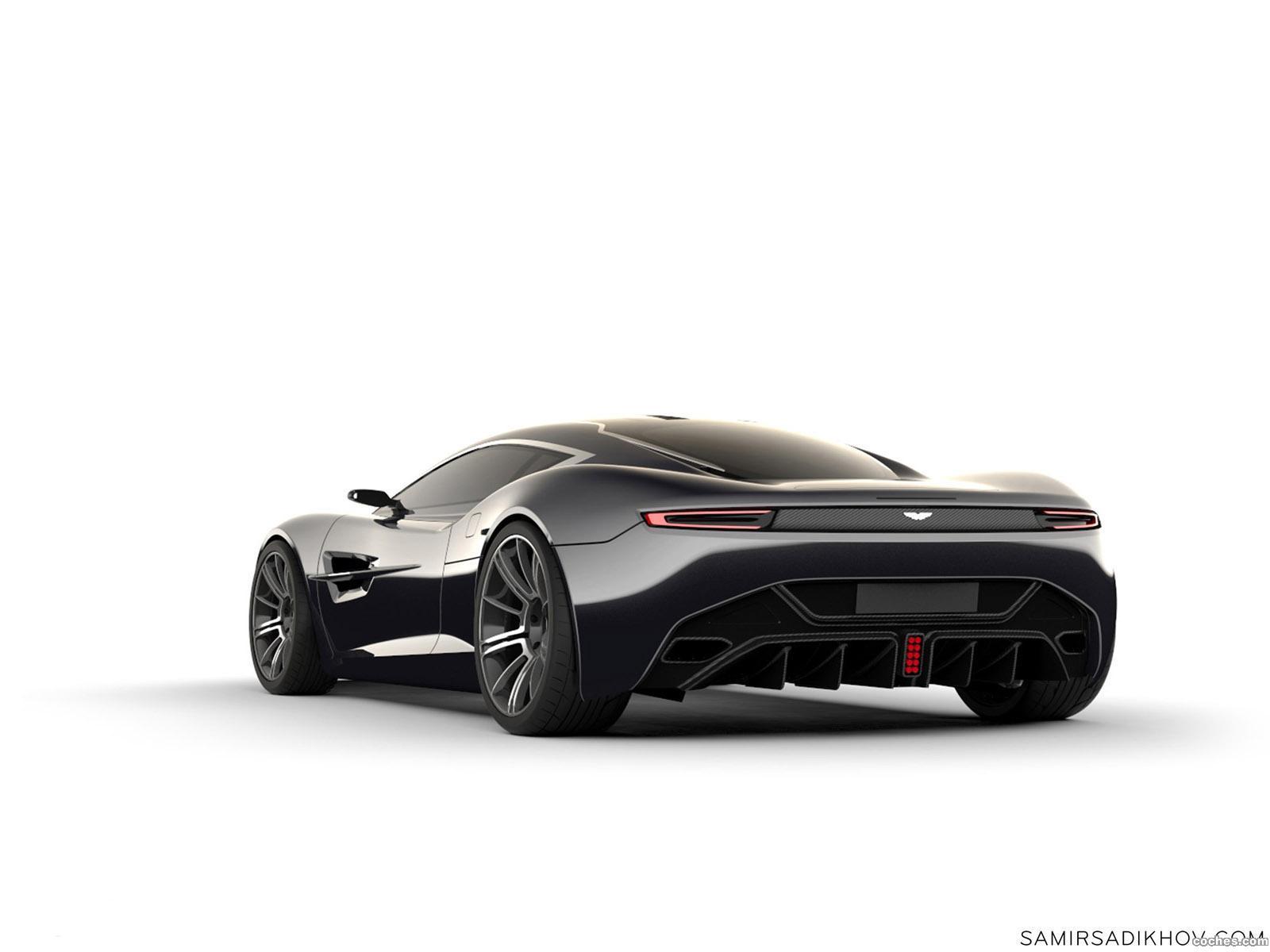 Foto 1 de Aston Martin DBC Concept Design by Samir Sadikhov 2013