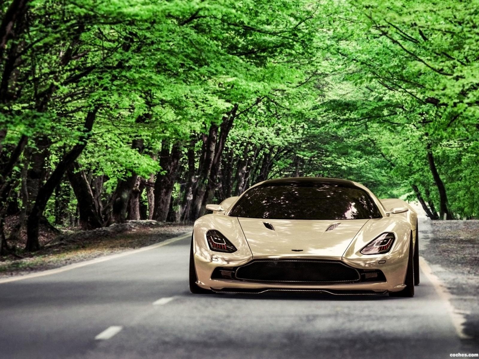 Foto 16 de Aston Martin DBC Concept Design by Samir Sadikhov 2013