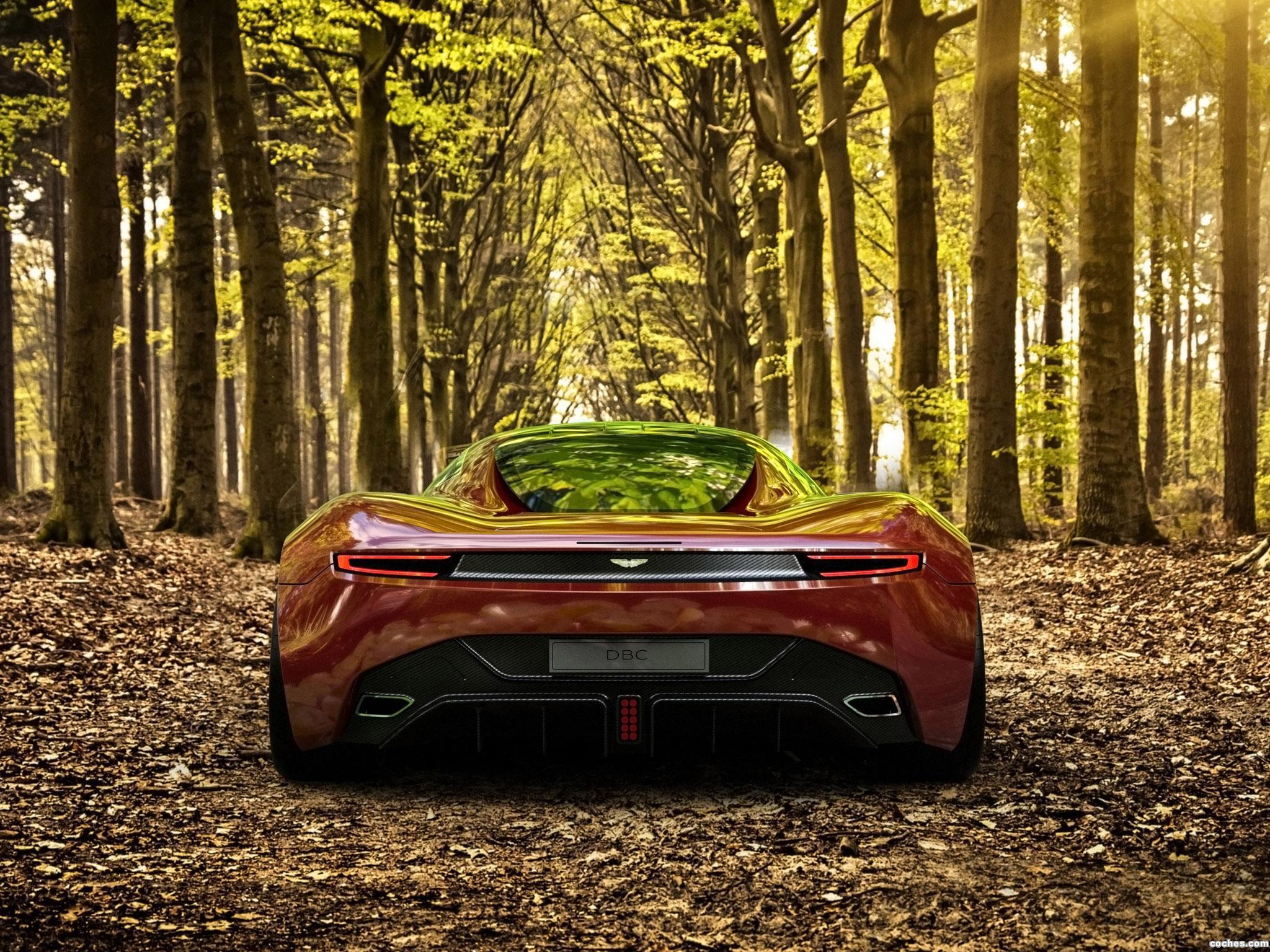 Foto 14 de Aston Martin DBC Concept Design by Samir Sadikhov 2013
