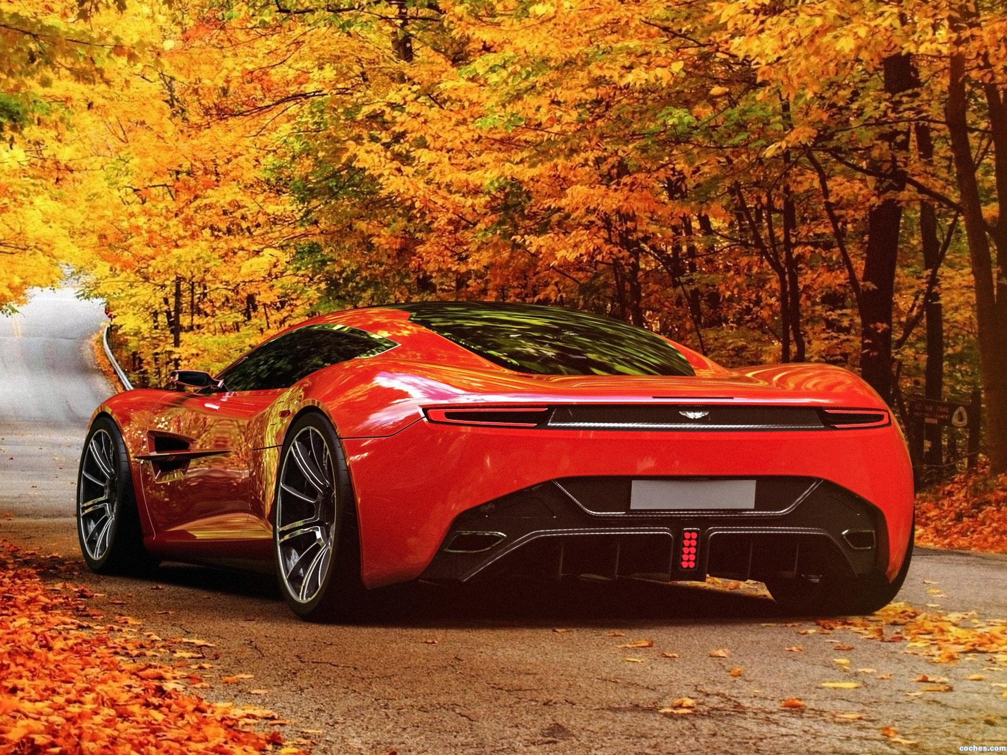 Foto 13 de Aston Martin DBC Concept Design by Samir Sadikhov 2013
