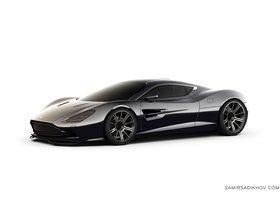 Ver foto 7 de Aston Martin DBC Concept Design by Samir Sadikhov 2013