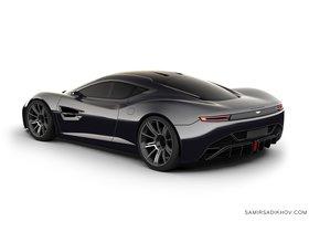 Ver foto 6 de Aston Martin DBC Concept Design by Samir Sadikhov 2013
