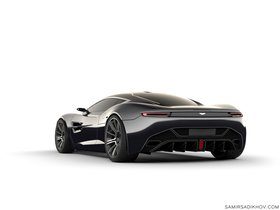 Ver foto 2 de Aston Martin DBC Concept Design by Samir Sadikhov 2013