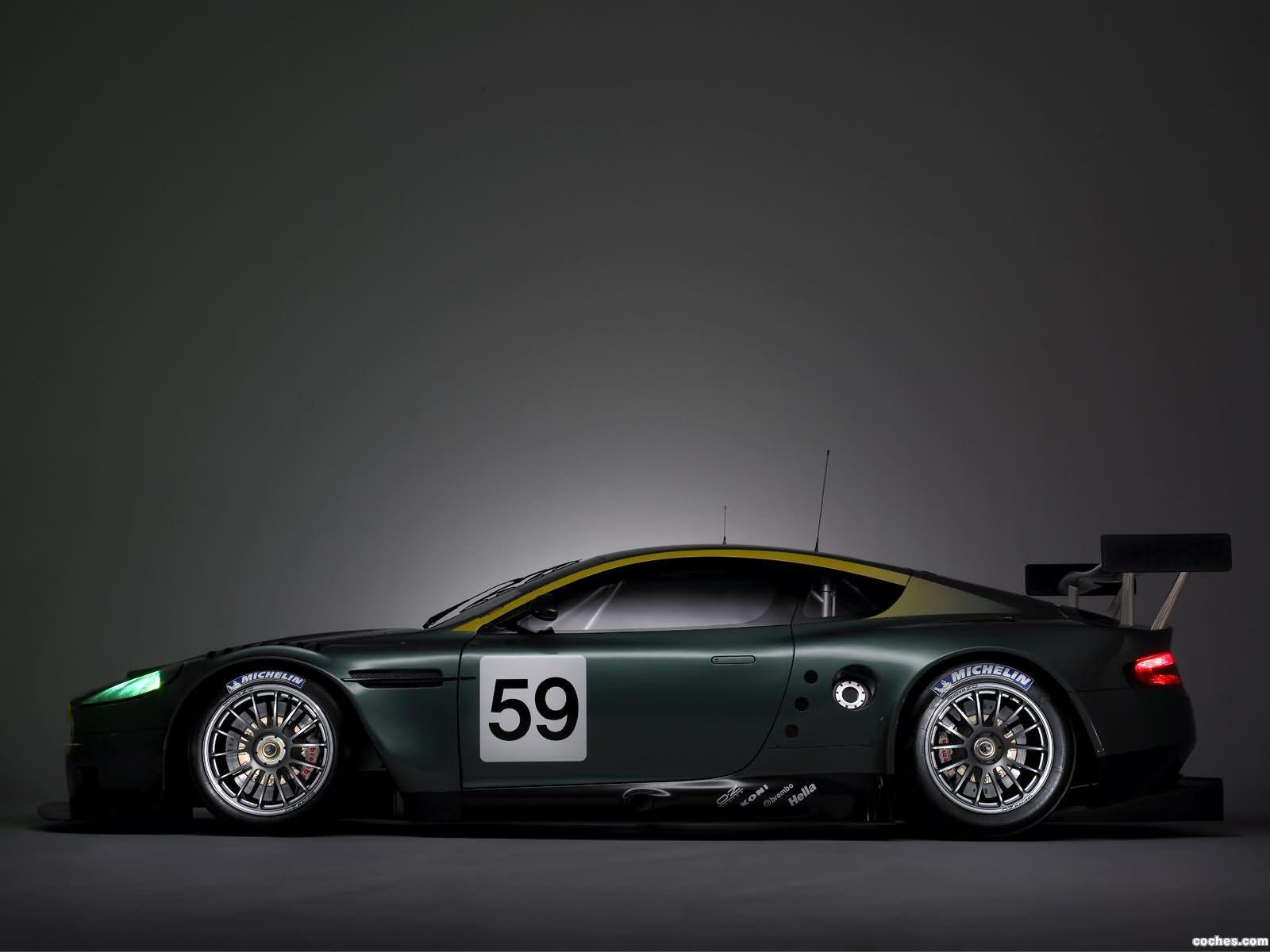 Foto 10 de Aston Martin DBR9 2005