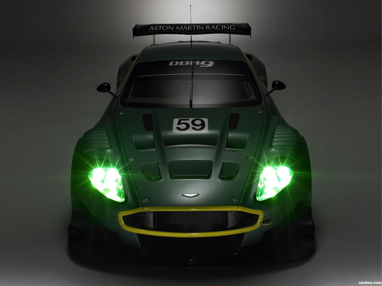 Foto 9 de Aston Martin DBR9 2005